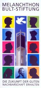 Folder Melanchthon-Bult-Stiftung